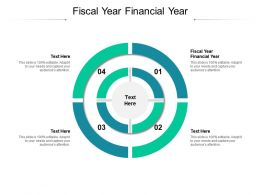 Fiscal Year Financial Year Ppt Powerpoint Presentation Ideas Layouts Cpb