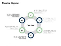 Fishbone Analysis Solving Business Circular Diagram Process Audible Editable Ppt Portfolio