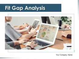 Fit Gap Analysis Puzzle Business Process Management Strategy