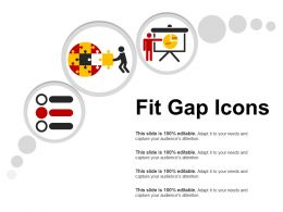 Fit Gap Icons