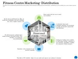 Fitness Centre Marketing Distribution Ppt Powerpoint Presentation Model Example
