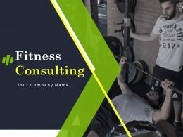 Fitness Consulting Powerpoint Presentation Slides