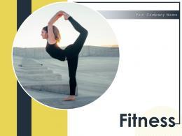 Fitness Powerpoint Presentation Slides
