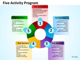 Five Activity Program 7