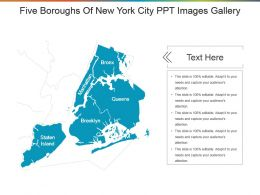 Five Boroughs Of New York City Ppt Images Gallery