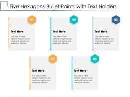92325672 Style Cluster Hexagonal 5 Piece Powerpoint Presentation Diagram Infographic Slide