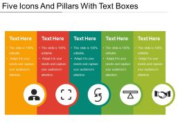 five_icons_and_pillars_with_text_boxes_Slide01