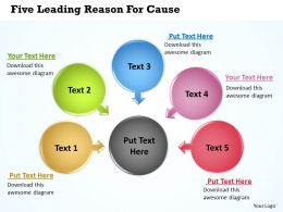 Five Leading Reason For Cause 13