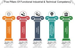 Five Pillars Of Functional Industrial And Technical Competency