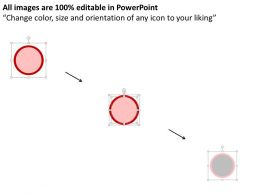 five_sliders_for_percentage_representation_flat_powerpoint_design_Slide02