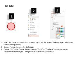 five_sliders_for_percentage_representation_flat_powerpoint_design_Slide04