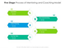 Five Stage Process Of Mentoring And Coaching Model