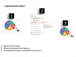 five_staged_pie_chart_with_process_icons_flat_powerpoint_design_Slide03