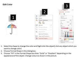 five_staged_umbrella_chart_powerpoint_template_Slide04