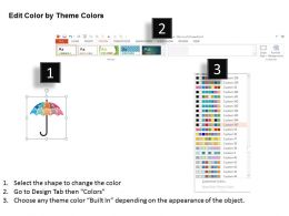 five_staged_umbrella_chart_powerpoint_template_Slide05