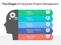 Five Stages Of Corporate Project Management