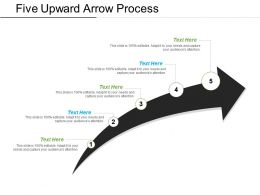 Five Upward Arrow Process