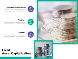 Fixed Asset Capitalization Ppt Powerpoint Presentation Inspiration Cpb