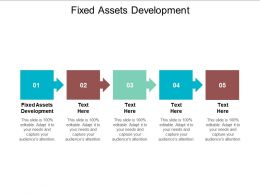 Fixed Assets Development Ppt Powerpoint Presentation Infographic Template Show Cpb
