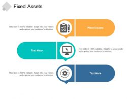 Fixed Assets Ppt Powerpoint Presentation Diagram Ppt Cpb