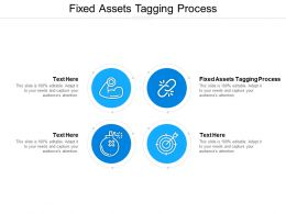 Fixed Assets Tagging Process Ppt Powerpoint Presentation Infographics Sample Cpb