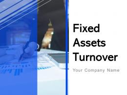 Fixed Assets Turnover Powerpoint Presentation Slides