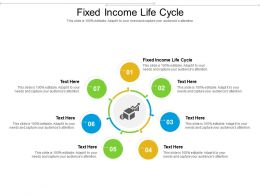 Fixed Income Life Cycle Ppt Powerpoint Presentation Pictures Portrait Cpb