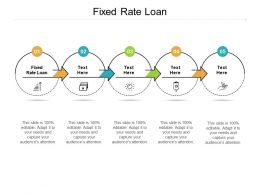 Fixed Rate Loan Ppt Powerpoint Presentation Infographic Template Slide Portrait Cpb