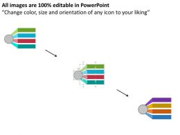 fl_four_staged_one_to_many_arrows_with_marketing_icons_flat_powerpoint_design_Slide02
