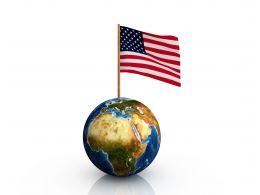 flag_of_america_fixed_over_the_globe_stock_photo_Slide01