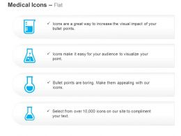 Flask Volume Flask Cylinder Ppt Icons Graphics