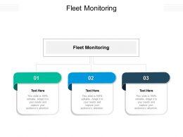 Fleet Monitoring Ppt Powerpoint Presentation Inspiration Files Cpb