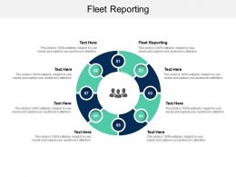 Fleet Reporting Ppt Powerpoint Presentation Gallery Deck Cpb