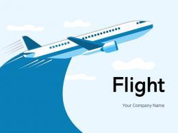 Flight Airplane Circle Strength Passport Smartphone
