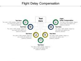 Flight Delay Compensation Ppt Powerpoint Presentation Portfolio Graphics Design Cpb