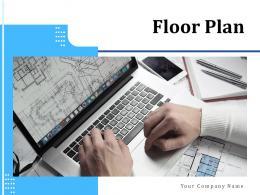 Floor Plan Architecture Residential Symbol Square Measurements