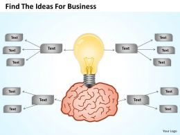 Flow Chart Business Find The Ideas For Powerpoint Templates PPT Backgrounds Slides 0515