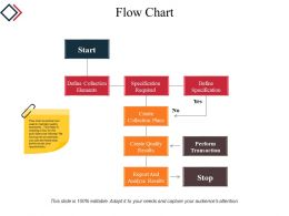 Flow Chart Powerpoint Slide Backgrounds