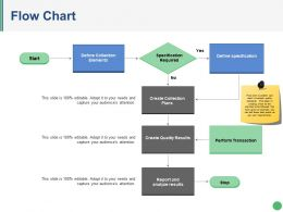 Flow Chart Ppt Slide Themes