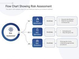 Flow Chart Showing Risk Assessment