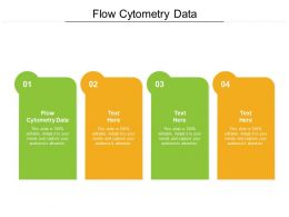 Flow Cytometry Data Ppt Powerpoint Presentation Infographic Template Graphics Pictures Cpb