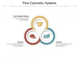 Flow Cytometry Systems Ppt Powerpoint Presentation Layouts Example Introduction Cpb