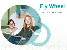Fly Wheel Business Management Growth Marketing Organization Improvement