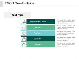 FMCG Growth Online Ppt Powerpoint Presentation Gallery Background Image Cpb