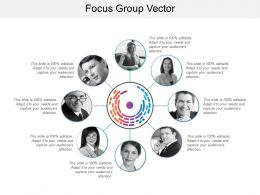 Focus Group Vector