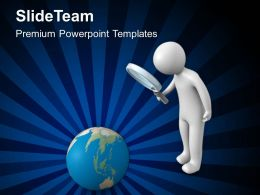 Focus On Shaping The World PowerPoint Templates PPT Themes And Graphics 0513