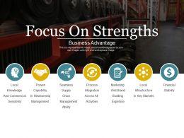 Focus On Strengths Powerpoint Topics