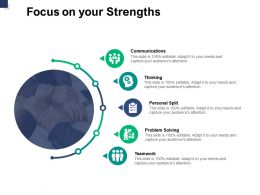 Focus On Your Strengths Problem Solving A756 Ppt Powerpoint Presentation Show Slideshow