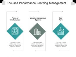 Focused Performance Learning Management System New Product Launch Planning Cpb