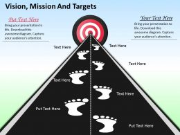 Follow The Vision And Mission Diagram 0214